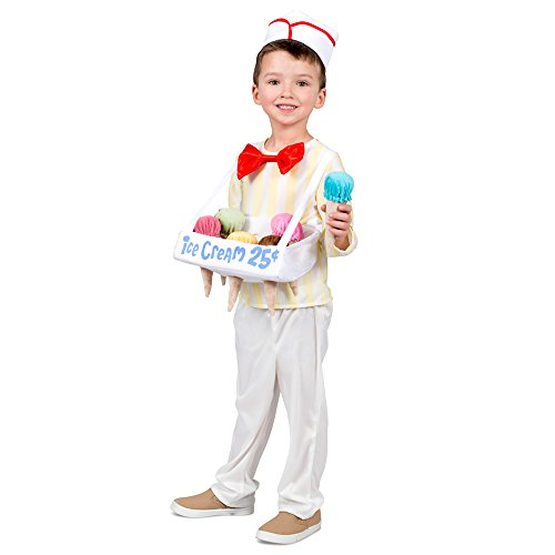 Ice Cream Cone Costume (Princess Paradise, Ice Cream Cone Salesman,)