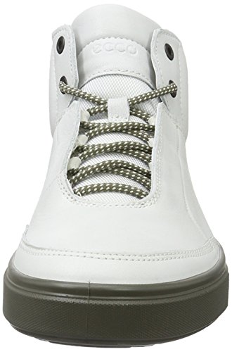Herren Weiß Kyle Shadow Ecco 52292white White Top High HIHdq