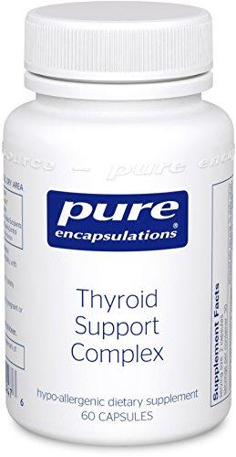 Pure Encapsulations Hypoallergenic Supplement Nutrients