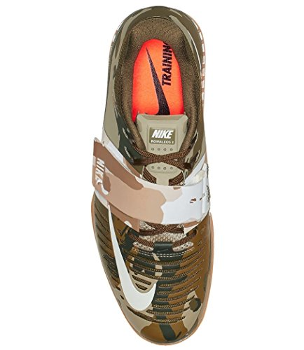 NIKE Unisex Canvas Neutral Running Shoes 300 Sail Olive 3 Romaleos Multicolour Olive Adults Competition rrPxzdT