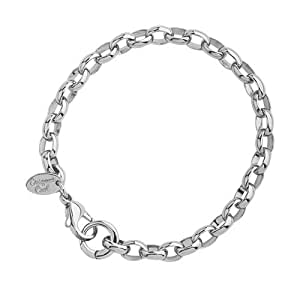 Aninimal Book: Amazon.com : Origami Owl ~ SILVER DANGLE BRACELET CHAIN 7 ...