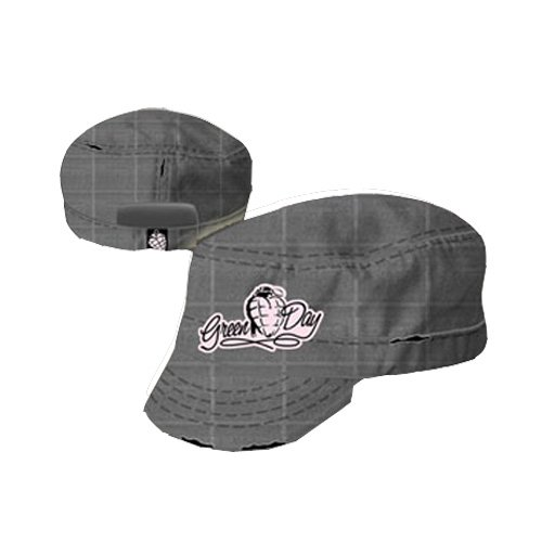 Bioworld Merchandising - Green Day Cadet Cap Heart Grenade Logo