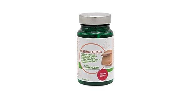Naturlíder Lactasa - Suplementos para Salud Digestiva - 60 ...