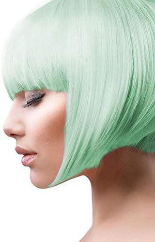 Hierbabuena Pastel Verde Tinte Cabello | Semi-Permanente Color Pelo