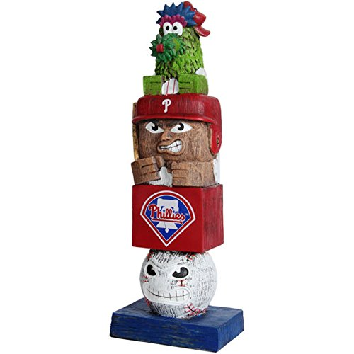 - Rico Industries, Inc. Philadelphia Phillies Tiki Totem Pole 16