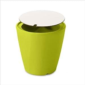 Domitalia Omnia Multipurpose Table with Laminate Top in Green