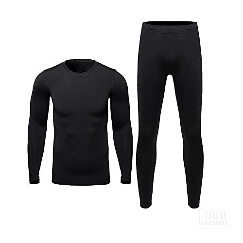 Wool Underwear Long Johns - 3