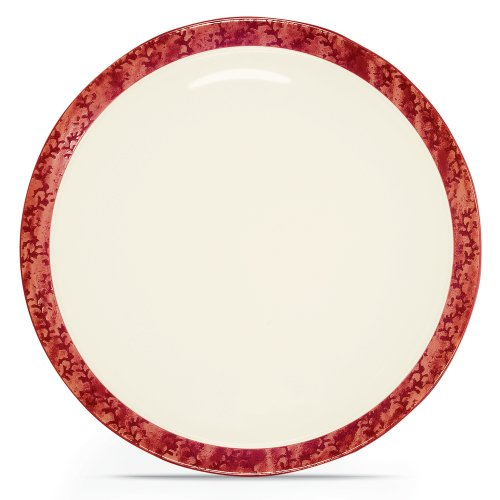 Noritake Elements Coral 10-3/4-Inch Dinner Plate
