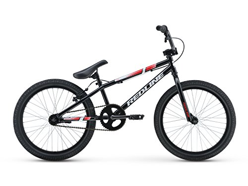 Redline Raid CB 20 Kid's BMX Bike, Black