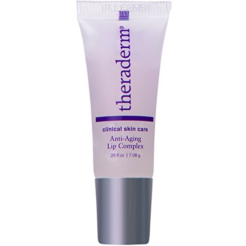Theraderm Anti-Aging Lip Complex, 0.25 fl oz (Best Anti Aging Lip Treatment)