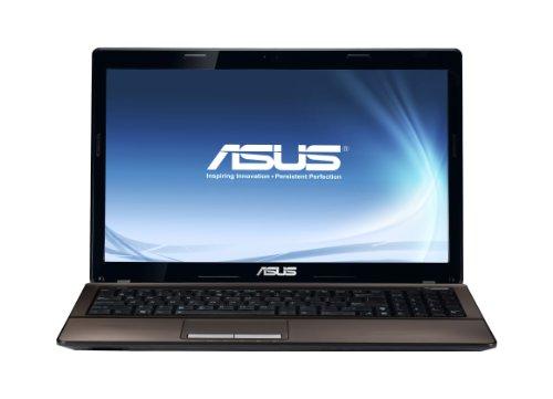 (ASUS K53E-A1 15.6-Inch Versatile Entertainment Laptop (Dark Brown))
