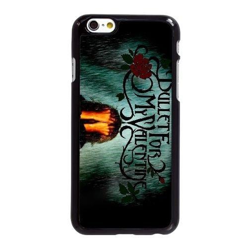 Bullet For My Valentine L1M81X4BK coque iPhone 6 6S Plus 5.5 Inch case coque black S47HDR
