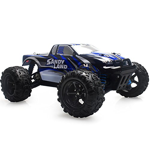 BEST SELLER! Remote Control Off Road Monster Truck- $63.18 ...