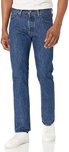 Levi's Men's 501 Original Fit Jeans Pants
