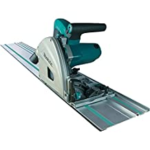 Makita SP6000K1 6-1/2-Inch Plunge Circular Saw with Guide Rail