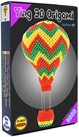 Hot Air Balloon from Oriland! | Origami balloon, Paper balloon ... | 452x261