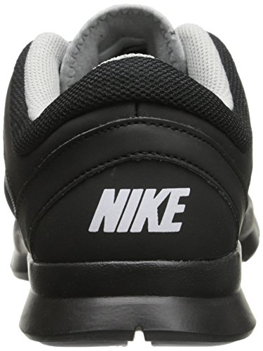 Nike Frauen Flex Trainer 5 Schuh Schwarz / Silber / Weiß
