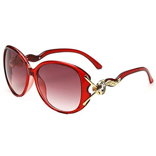 Sinkfish SG80043 Sunglasses for Women,Anti-UV & Elegant Oval Sunshades - UV400 - Sunglasses Chalet Sport