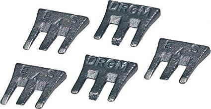 5,5 für Stiele Stielkeil S-FIX Keil Metall-Keile-Satz 2 Stück Größe 4