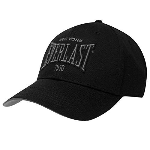Gorra negro béisbol de hombre EVERLAS única para negro Talla TwqAOCBC
