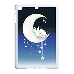 Personalized New Print Case for Ipad Mini, Moon Bunny Phone Case - HL-R687915