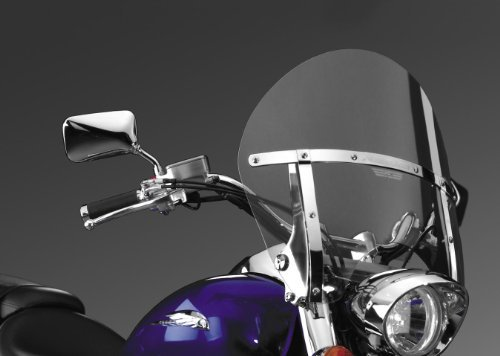 National Cycle SwitchBlade Chopped Windshield - Clear N21409 by National Cycle - V-star Switchblade