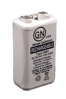 Pain Management Tech 9volt Rechargeable Battery
