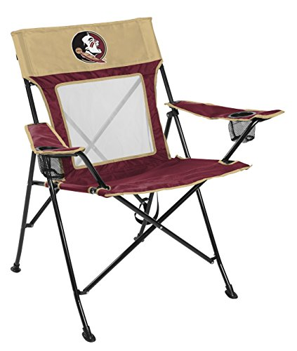 Rawlings NCAA Florida State Seminoles Unisex 00643020111NCAA Game Changer Chair (All Team Options), Red, Adult (Tailgate State Seminoles Florida)