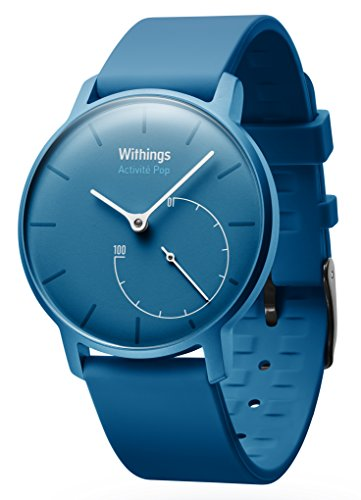 Withings Activite Pop Smart Watch (Activity and Sleep Tracker) Azure