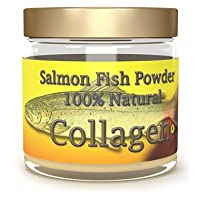 Salcoll Collagen - 100% Natural Bioactive Marine Collagen Powder - Unflavored, Kosher...