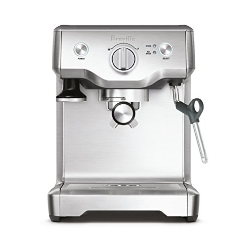 Breville RM-BES810BSS espresso Maker, Silver by Breville