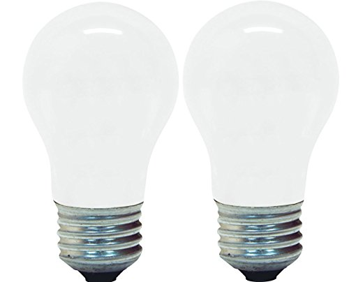 Ge Medium Voltage (GE Lighting 12658 15-Watt 100-Lumen General Purpose A15 Incandescent Light)