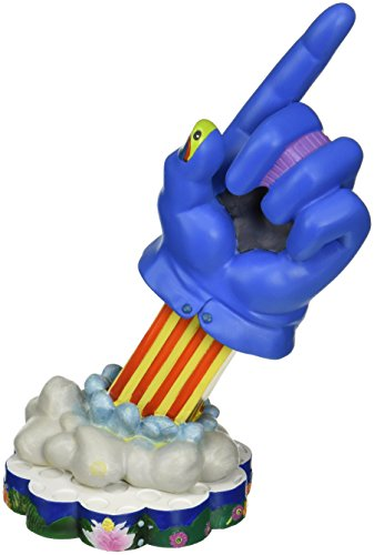 Factory Entertainment The Beatles Yellow Submarine: Chief Blue Meanies Glove Shakems Bobble Statue ()