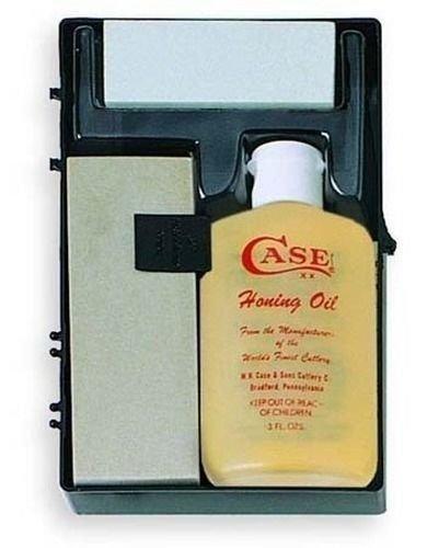 Furniture Outlet Arkansas (Case Xx 924 Arkansas Stone Sportsman`s Sharpening Kit W/ Honing Oil)
