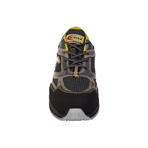 Cofra 30150-000.W39 Grand Slam S1 P Chaussures de sécurité SRC Taille 39 Noir