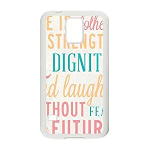 She is My Girl Cell Phone Case for Samsung Galaxy S5