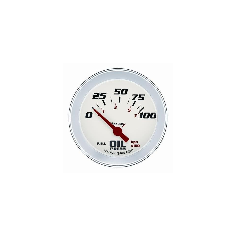 Equus 8464 Electric Oil Pressure Gauge