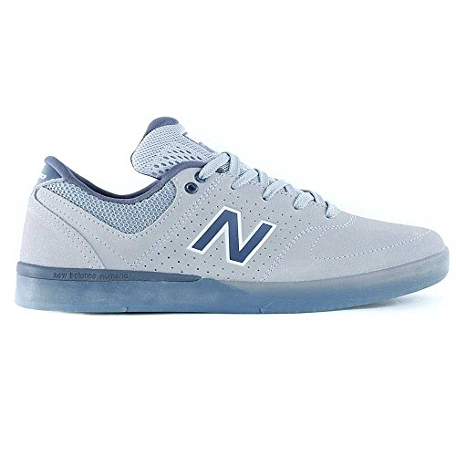 New Balance Numeric - Zapatillas de skateboarding para hombre gris gris