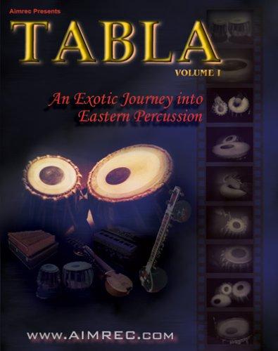 Tabla Vol.1-A Journey Into Eastern Percussion Aimrec Enterprises Inc.