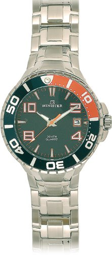 Minister Inmersion-8387 Reloj hombre de pulsera Inmersion-: Amazon.es: Relojes