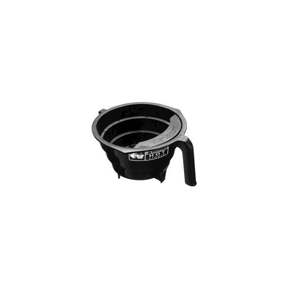 BUNN 03021.0007 Black Coffee Funnel Assembly for TW/TWF