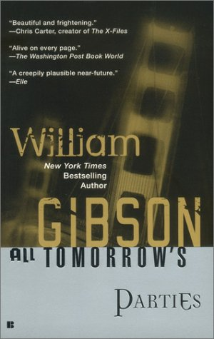 book cover of All Tomorrow\'s Parties