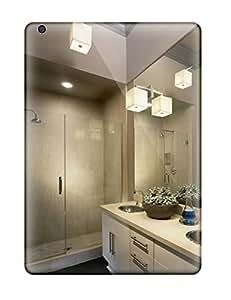ZippyDoritEduard OTyVqvj3935GBOkX Protective Case For Ipad Air(contemporary Shower With Rain Showerhead And Glass Door)