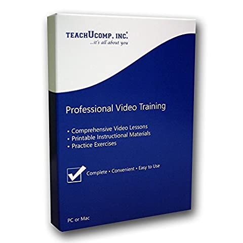 Microsoft Office 2016 and QuickBooks 2017 for Lawyers Training - Video Tutorials for Access, Excel, OneNote, Outlook, PowerPoint, Publisher, Word, and QuickBooks. Product Key Card (Microsoft Word For Mac Disc)