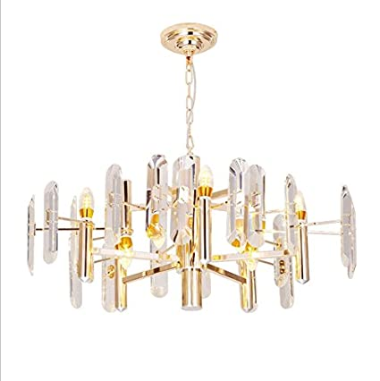 Ceiling Lights & Fans Led Postmodern Acrylic Chandelier Restaurant Light Living Room Bar Table Dining Table Iron Three Small Chandelier Buy Now