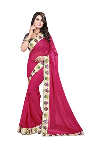 Indian Sarees For Women Wedding Gajari Designer Party Wear Traditional Sari by Dessa Collections