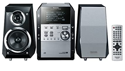 Panasonic SC PM29 5 CD Shelf System Discontinued By Manufacturer