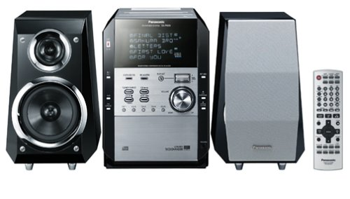 Amazon Panasonic SC PM29 5 CD Shelf System Discontinued By Manufacturer Home Audio Theater