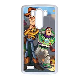 Toy Story 4 LG G3 Cell Phone Case White Phone cover J9735648