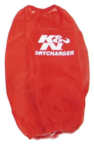 K&N RC-3690DR Red Air Filter Wrap